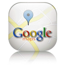 Google Map: ������ ����� ����